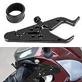 Terisass Throttle Clamp 5.3 * 1.8 Inch Motocicleta Cruise Throttle Clamp Moto Manillar Control Assist Tool Universal