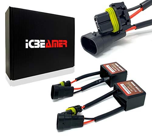 ICBEAMER Pack of 4 pcs HID Kit Computer Warning Canceller Capacitor...