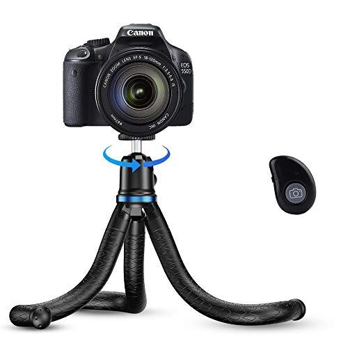 A APEXEL Flexible Camera Tripod