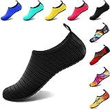 VIFUUR Water Sports Unisex Shoes Black - 13.5 W US / 12 M US (46)