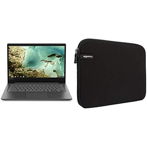 Lenovo Chromebook C330 11.6 Inch HD Convertible Touchscreen Laptop (64-Bit Quad Core Processor, 4 GB RAM, 32 GB eMMC storage, Chrome OS) – Champagne Gold