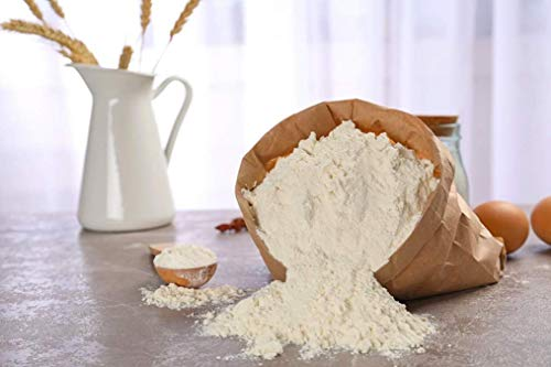 Cooper's Best Premium Bread Flour 5lb | Wheat Flour | Ideal for Breads & Pizza Dough | Heartland Gourmet | Made in USA