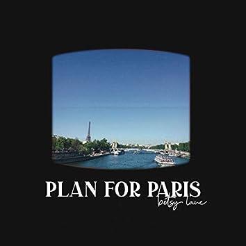 Plan for Paris