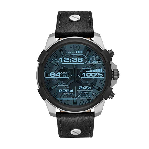 Diesel Herren Smartwatch Full Guard DZT2001 (Generalüberholt)