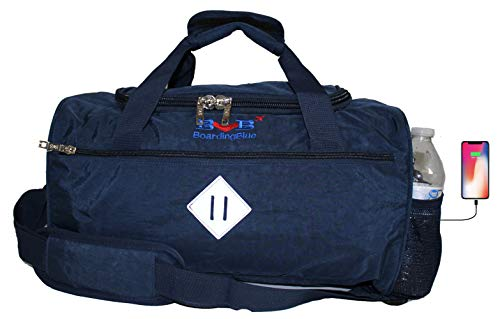 17' Personal Item Under Seat Bag for United Airlines -NAVY