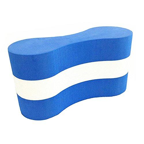"""GFEU Pull-Buoy-Schwimmhilfe, aus Schaumstoff, in """"8""""-Form, verbessert Schwimmhaltung und stärkt die Armmuskulatur, Schwimm-Trainings-Hilfe, für Erwachsene, Senioren, Kinder"""