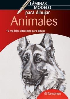 Láminas modelo para dibujar animales