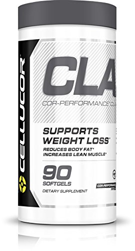 Cellucor Cor-Performance CLA for Weight Loss, 45 Servings, 90 Count (Pack of 1)