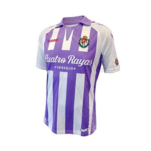 hummel Real Valladolid CF Primera Equipación 2018-2019, Camiseta ...