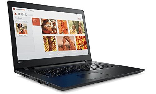 Lenovo ideapad 110 Laptop, 15.6 Screen, Intel Core i3-6100U, 8GB Memory, 1TB Hard Drive, Windows 10