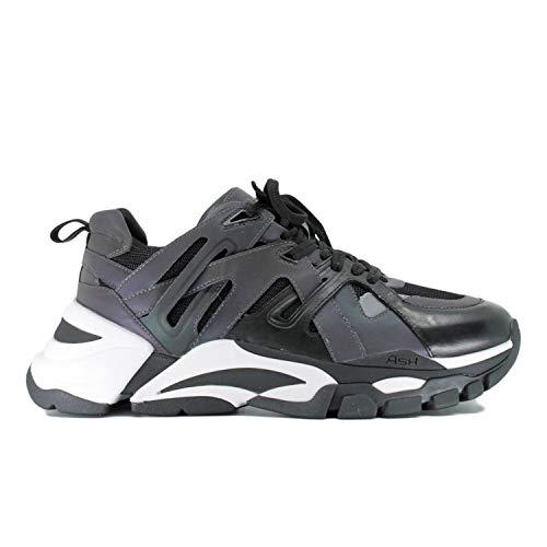 ASH FREE04 - Zapatillas deportivas para hombre, color negro Negro Size: 40 EU