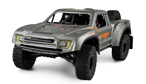 Amewi 22430 Truck 2,4GHz Silver SC12 geborsteld 1:12 RC Modelauto Elektro Short Course Allradaandrijving (4WD) RTR 2,4 GHz Incl. accu en oplader