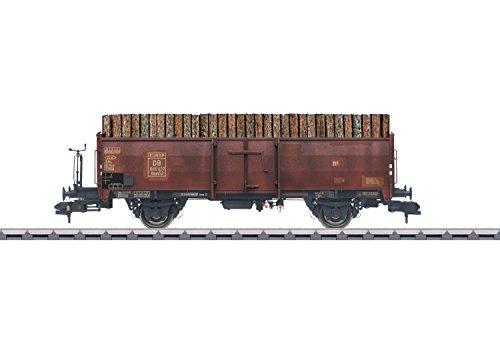 Märklin 58308 – güterwagen DB, Les véhicules
