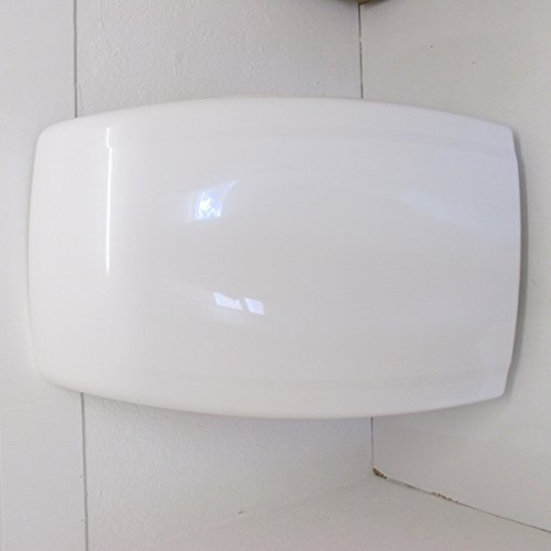 Dometic – Coperchio bianco per condizionatore Dometic