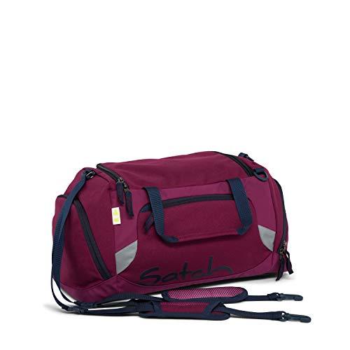 Satch Sporttasche Pure Purple, 25l, Schuhfach, gepolsterte Schultergurte, Lila