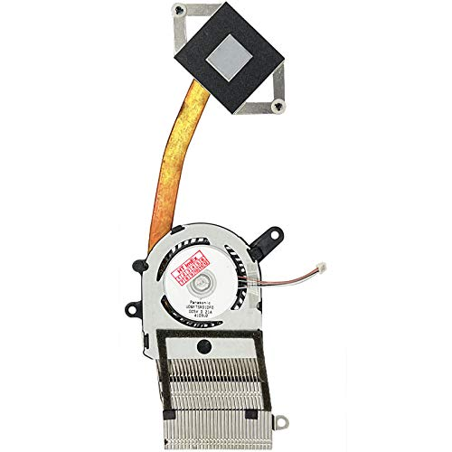 HT-ImEx Ventilador con disipador de calor compatible con Sony Vaio SVF-11, SVF11, SVF11N, modelo: UDQFTSR01DF0