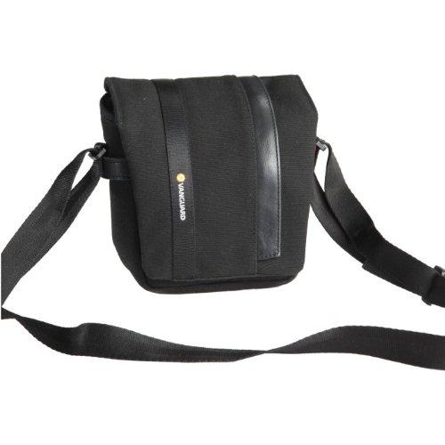 Vanguard Vojo 13Bk Small Shoulder Bag For Milc/Csc System With Rain Cover - Black