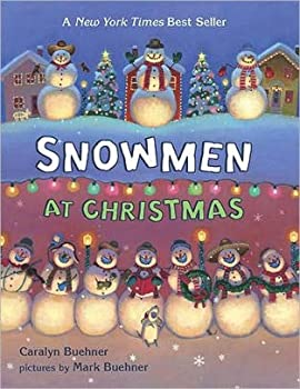 Paperback Snowmen at Christmas Book