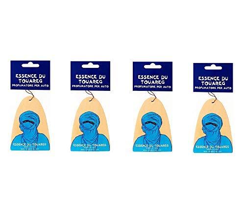 Papel d 'Eritrea Ambientador para coche Essence du Touareg–6Paquetes de 90gr
