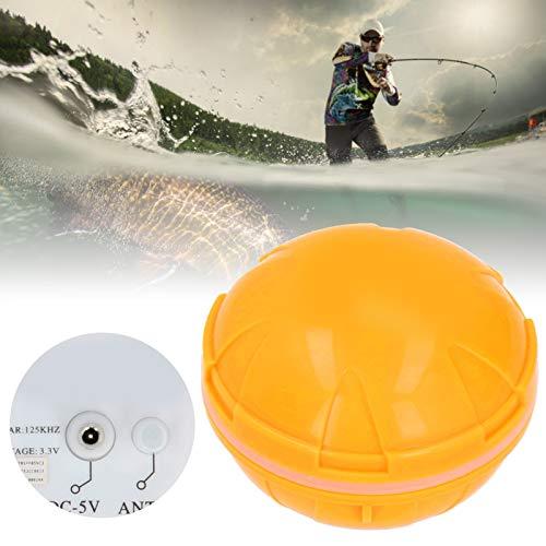 Surebuy Detector de sonda inalámbrico fácil de Usar Buscador de Peces de sonda inalámbrico Duradero, Accesorio de Pesca