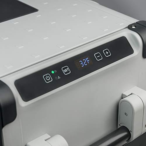 Dometic CFX 65W Black/Gray 12V Electric Powered Portable Cooler (Fridge Freezer),1 Pack