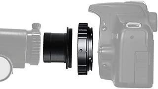 Gosky T-Ring ve M423,2cm teleskop adaptörü (T-MOUNT) tüm Canon EOS SLR/DSLR-Kameralar için