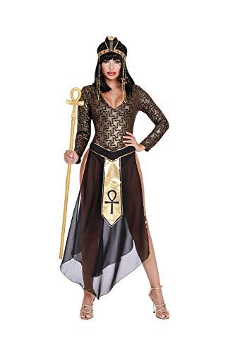Dreamgirl Women's Queen Cleo, Costume, Medium