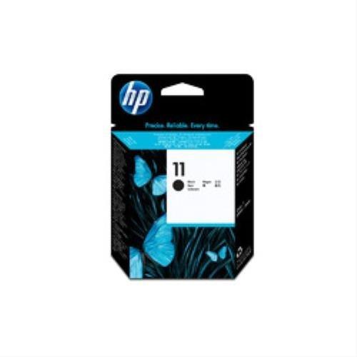 HP C4810AE Druckerspeicher–Druckköpfe (Business Inkjet 1100, 1200, Business Inkjet Business Inkjet 2300, Color Inkjet CP1700, Designjet 100, Tintenstrahl, Schwarz)