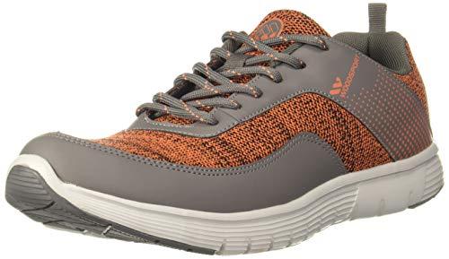 Woodland Men's Running Shoe-8 UK (42 EU) (SGC 3278919_Brick/Grey)