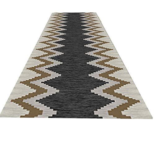 alfombras Corredor Gris Sala de Estar alfombras de Pasillo Vintage Dormitorio Oriental alfombras largas Cocina Barata escaleras alfombras Suaves alfombras de habitación para niños