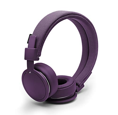 Urbanears Plattan ADV Wireless On-Ear Bluetooth Headphone, Cosmos Purple (04091897)