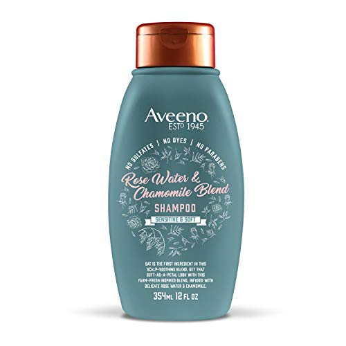 Aveeno Scalp Soothing Rose Water & Chamomile...