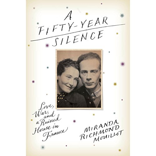 A Fifty-Year Silence audiobook cover art
