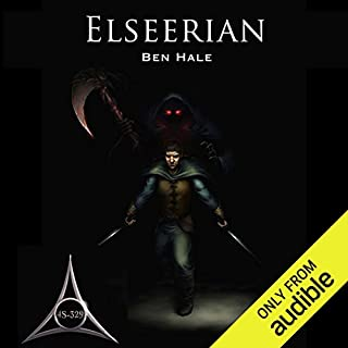 Elseerian audiobook cover art
