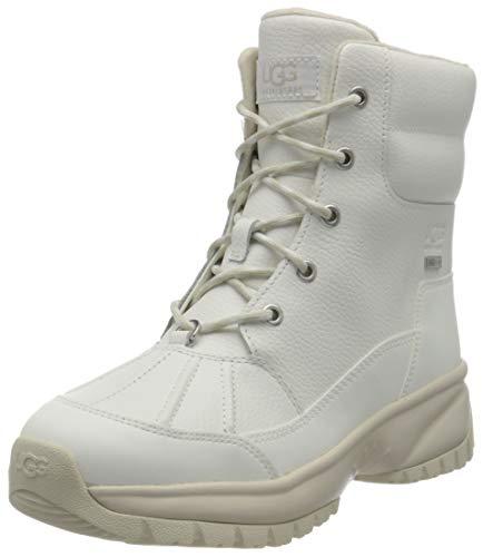 UGG Yose Boot, White, Size 8