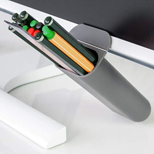 Stiftehalter – Organizer Schreibtisch – Versand aus Deutschland – Stifthalter selbstklebend – Stifteköcher – Schreibtisch Organizer – Alle Kugelschreiber direkt griffbereit