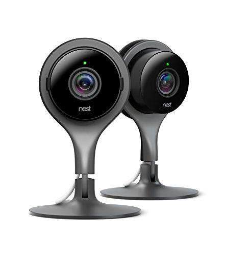 Nest Cam Indoor Überwachungskamera 2-er Pack