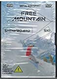 FREE MOUNTAIN - Metal cover - limited edition - Snowboard and Ski - All Regions - PAL format