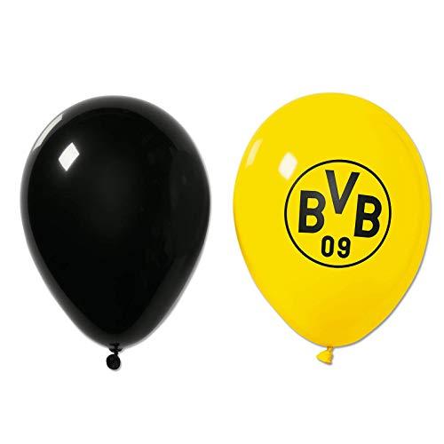Borussia Dortmund BVB-Luftballons (10er-Set) one Size