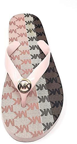 Michael Kors Color Block MK Flip, Blossom Multi (Numeric_8) Pink