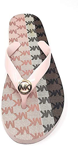 Michael Kors Color Block MK Flip, Blossom Multi (Numeric_9) Pink