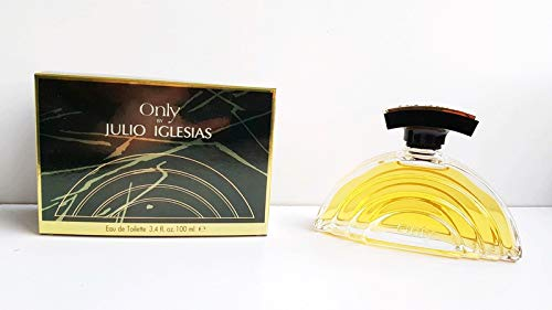 ONLY BY JULIO IGLESIAS 50 ml COLONIA PARA MUJER  DESCATALOGA