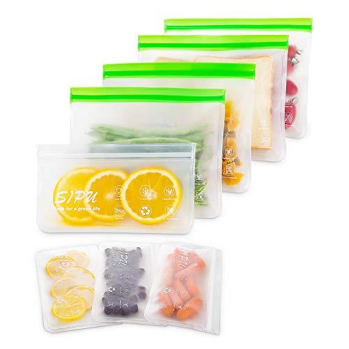 Leakproof Reusable Sandwich Bagsblen