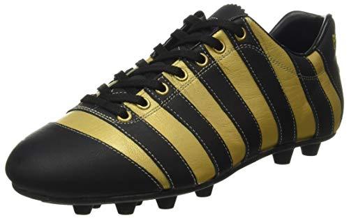 PANTOFOLA D'ORO 1886 Sirio, Chaussure de Football Homme, Nero Oro, 41 EU