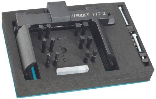 HAZET 772-2/16 Universal Achs und Nutmutternschlüssel
