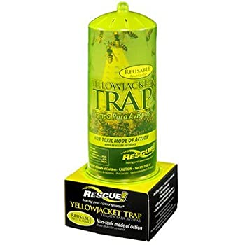 RESCUE! Reusable Yellowjacket Trap with Attractant