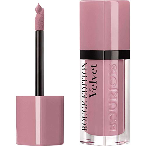Bourjois Velvet Barra de Labios Líquida Tono 10 Don't pink of it - 7,7 ml