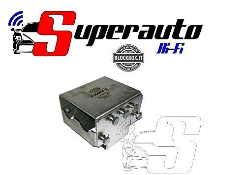 BLOCK BOX BLINDATURA CENTRALINA sulla testata protezione AUTO ANTIFURTO AUTO mod. B01 per FIAT 1.2-1.4 8 V