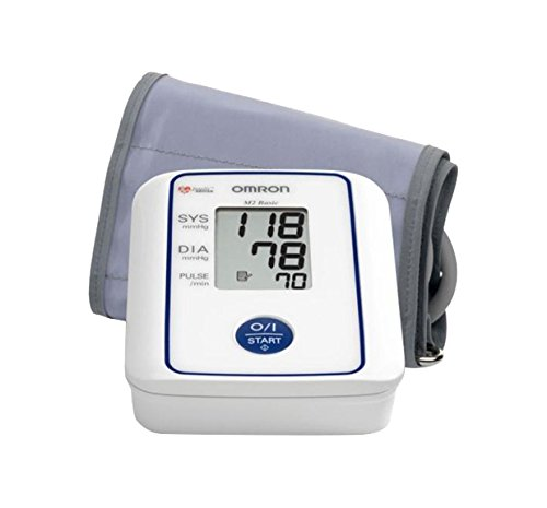 Omron M2 Basic Oberarm-Blutdruckmessgerät