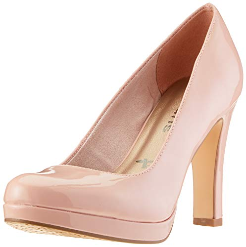 Tamaris Damen 1-1-22426-22 Pumps, Pink (Rose Patent 575), 37 EU